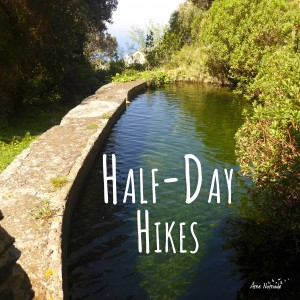 Half-day Hikes in Cap Corse