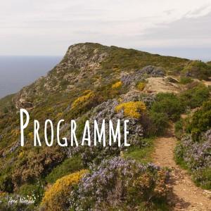 Programme des Randonnées dans le Cap Corse