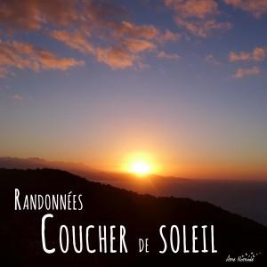 Randonnées Coucher de soleil Cap Corse
