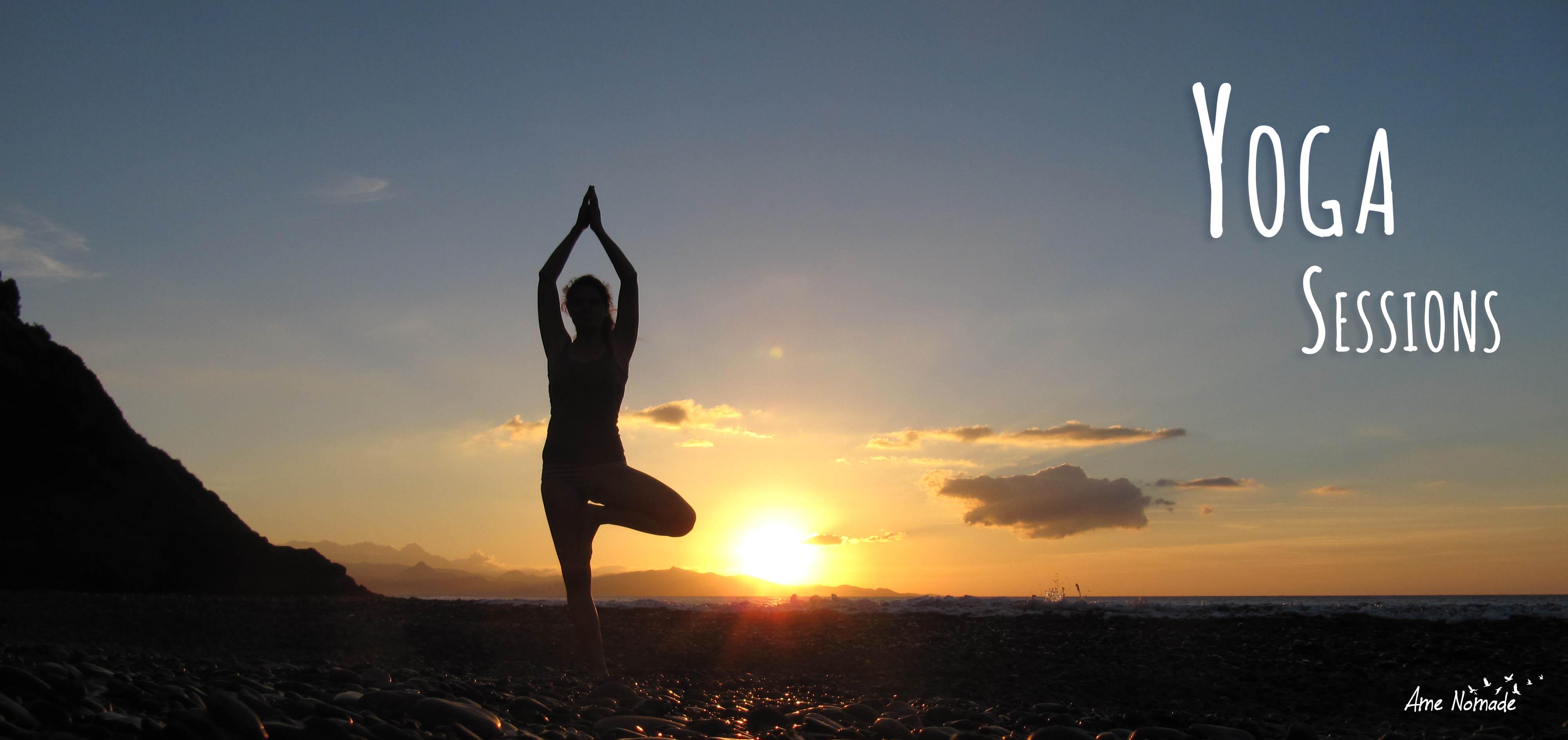 Yoga sessions in Cap Corse