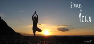 Séances de Yoga sur la plage