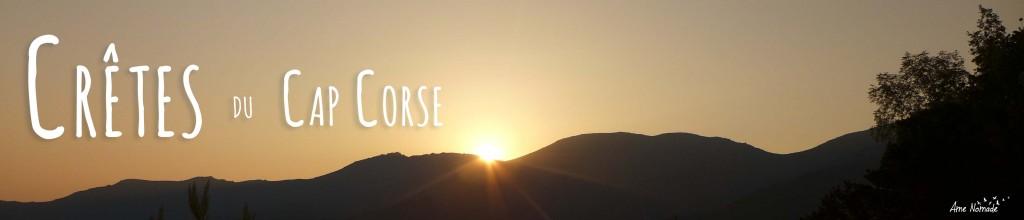 Randonnée sur les crêtes du Cap Corse