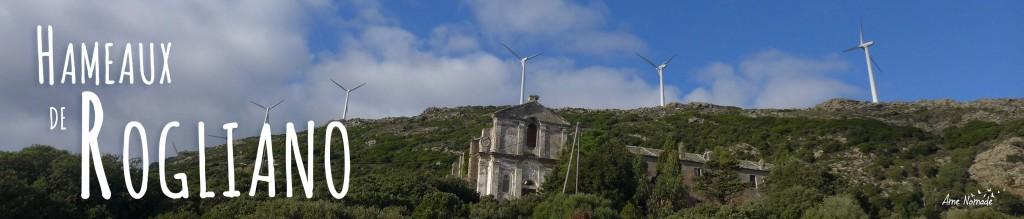 Randonnée Rogliano Macinaggio Cap Corse