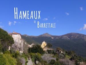 Randonnée à la demi-journée Cap Corse Barrettali