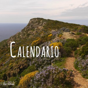 Calendario delle escursioni nel Capo Corso