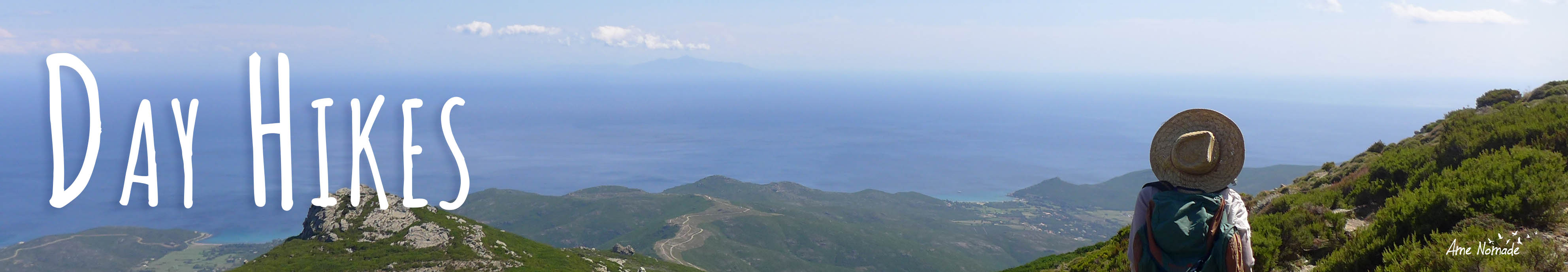 Day Hikes in Cap Corse