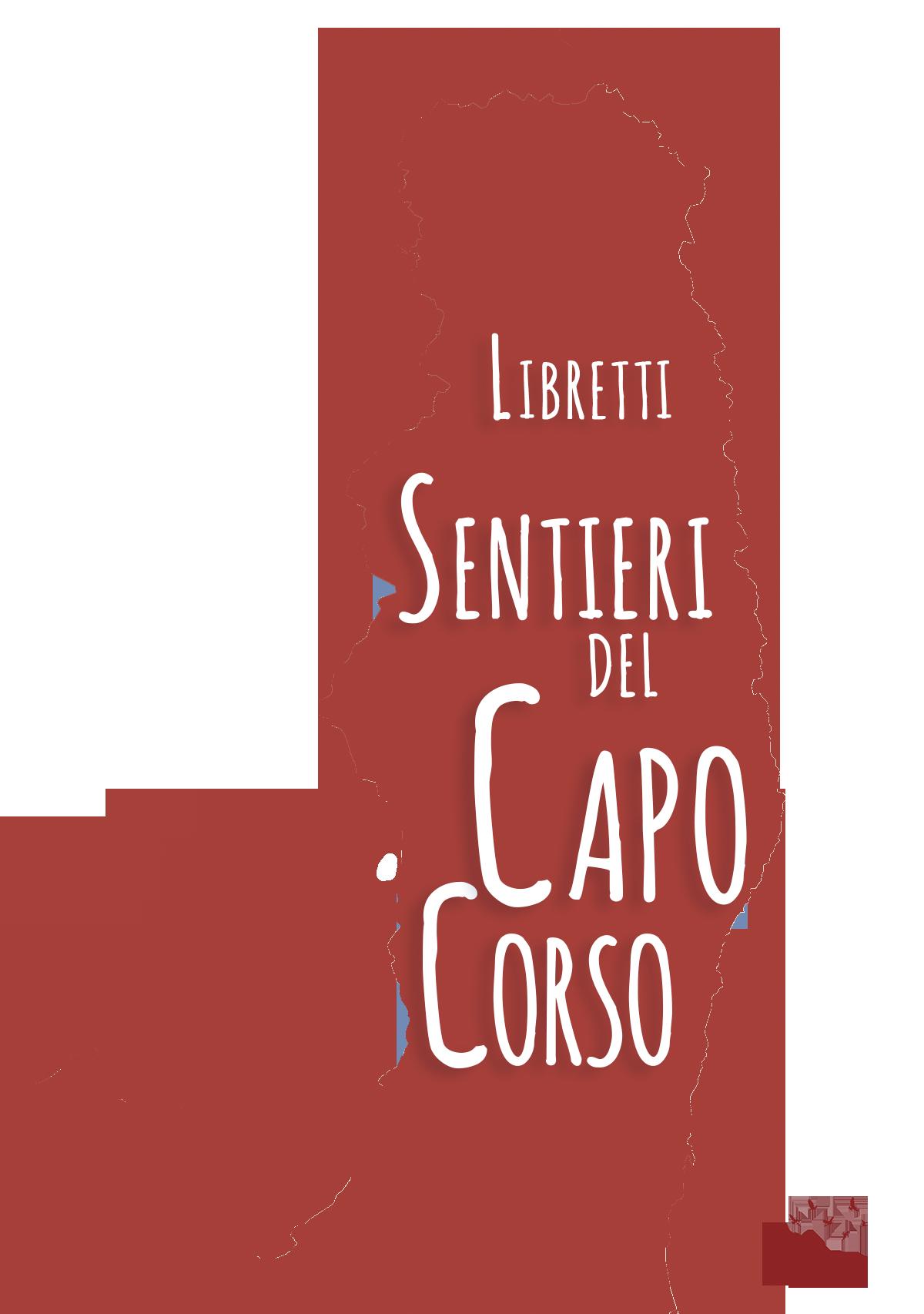 Libretti sui sentieri del Capo Corso