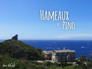 Randonnée balade à Pino et ses hameaux Cap Corse
