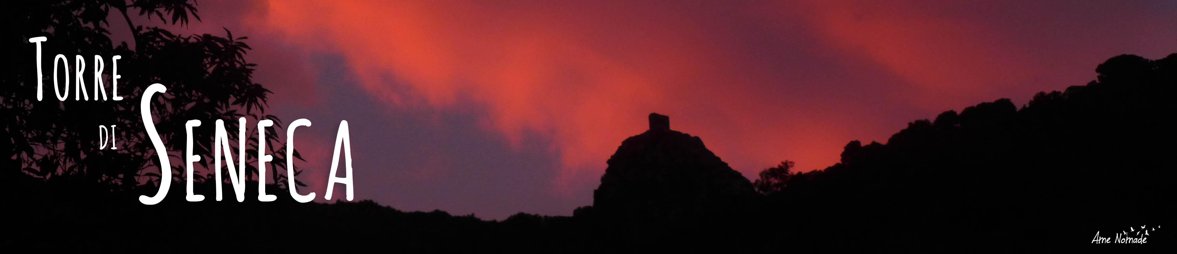 Escursione al tramonto del sole a Torre di Seneca nel Capo Corso
