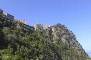 Village de Nonza depuis ses terrasses