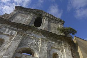 Jour 4. Ruines de l'ancien Couvent de Rogliano.