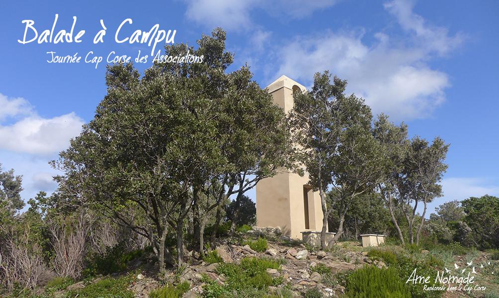 Balade à Campu, Luri - Journée Le Cap Corse des Chemins
