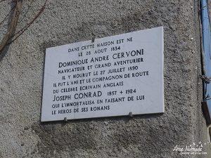 Balade à Campu - Maison de Dominique André Cervoni