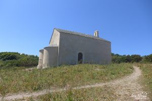 La chapelle Santa Maria