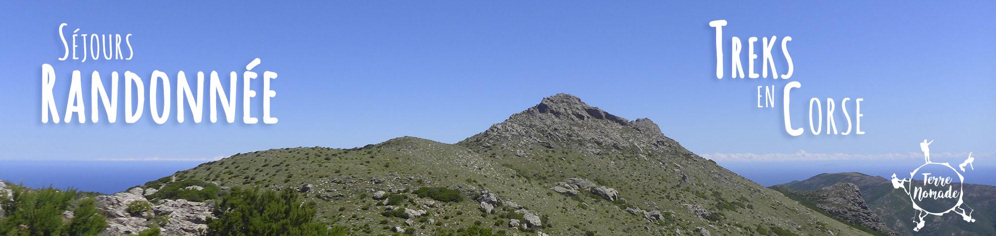 Séjours randonnée et treks au Cap Corse