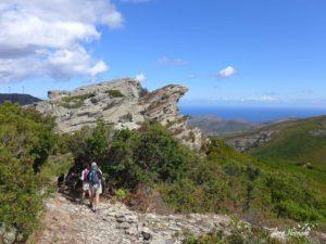 Des crêtes du Cap Corse à Centuri