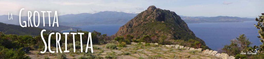 Randonnée à la Grotta Scritta au Cap Corse avec Ame Nomade