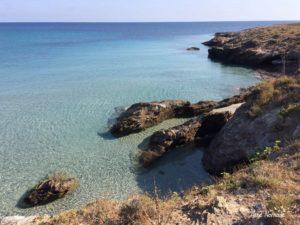 Couleurs pastel sur le sentier des douaniers de la Pointe du Cap Corse