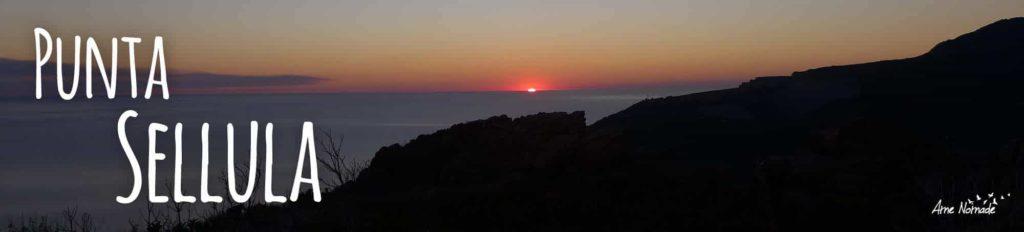 Randonnée apéro à la Punta Sellula au Cap Corse